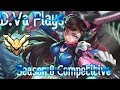 download mp3 dan video D.Va Plays - I'M ALMOST GRANDMASTER!!!! (Season 8 Competitive)