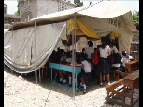 MaximsNewsNetwork: HAITI: SANITATION, CHILD PROTECTION, EDUCATION: UNICEF REVIEW