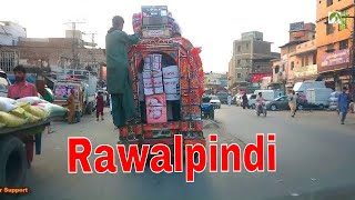 Rawalpindi City Tour Pakistan Traveling
