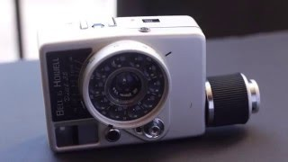 Canon / Bell & Howell Dial 35 Camera