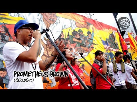 Boni@150 rally: TaBaKK feat. PROMETHEUS BROWN x ROGUE PINAY