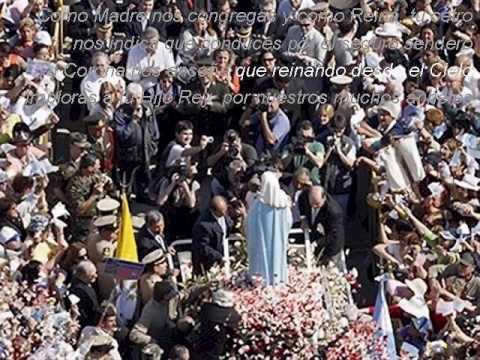 Himno de la Coronacion de María del Rosario de San Nicolás