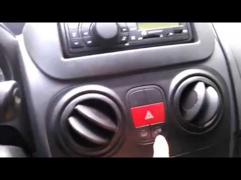 Fiat Fiorino Qubo 1.3 Multijet 2008 Обзор. отзыв владельца