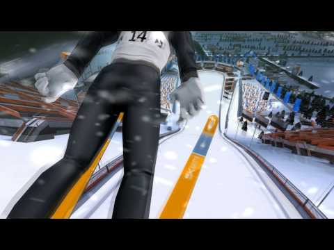 Super Ski Jump - Winter Rush APK Cover