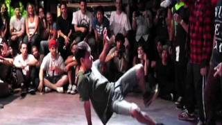 Bboy Vicious Victor Trailer 2011 Edition (MF Kidz / Backyard Funk)