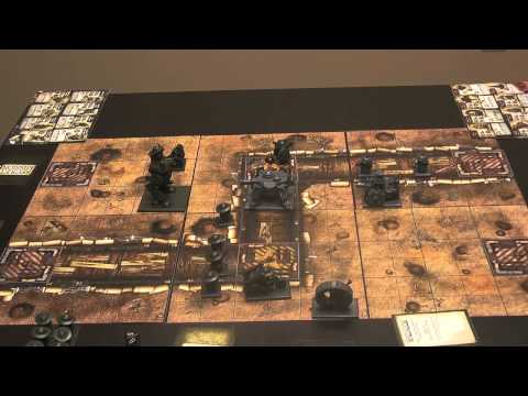 Rivet Wars Prototype Gameplay