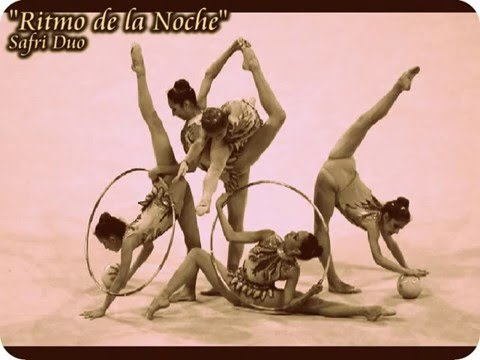 "#86 - ""Ritmo de la Noche"" [WITH LYRICS] Music For Rhythmic Gymnastics (Groups)"