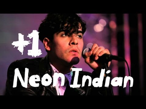 Neon Indian Performs &quot;Hex Girlfriend&quot; At The MoMA +1