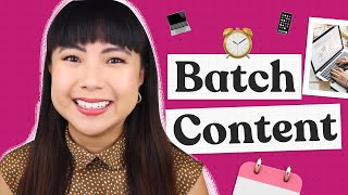 Download lagu Batch Content: 4 Weeks of Social Media Posts in 1 day