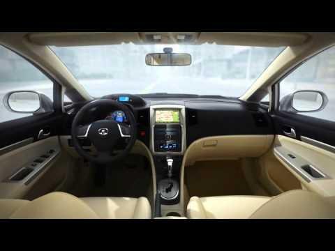 Great Wall Car Model : Voleex C50 (China), промо-видео