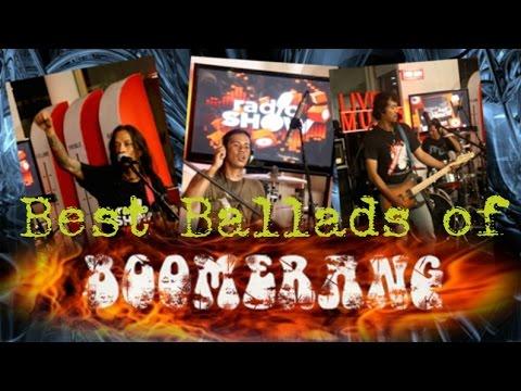 Boomerang - Best Ballads of Boomerang Full Album | Lagu Terbaik Boomerang band