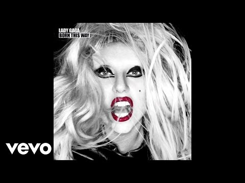 Lady Gaga - Scheiße (DJ White Shadow Mugler)