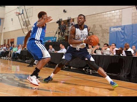 NBA Summer League: Philadelphia 76ers vs Oklahoma City Thunder Game Recap