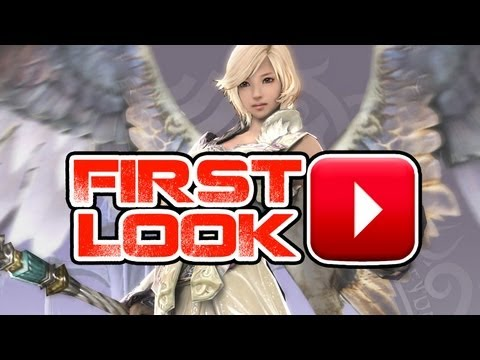 Aion Gameplay - First Look HD