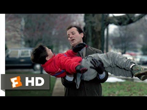 Phil's Errands - Groundhog Day (7/8) Movie CLIP (1993) HD