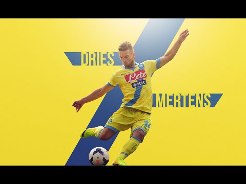 Dries Mertens ► Review First Season in SSC Napoli (2013/14) HD