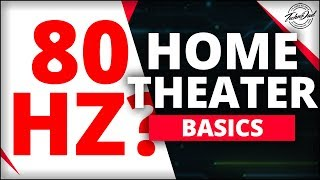 Is 80 Hz the Best Crossover Frequency Setting for Your Speakers?  Home Theater Basics