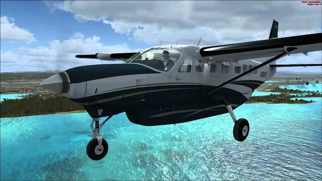 Carenado Cessna 208 Fsx Carenado Cessna Grand