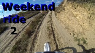 YZ450F Weekend ride part 2