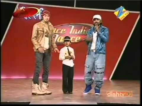 7 Year-old doing Michael Jackson - Dance India Dance Season 2.mp4