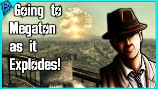 Fallout 3 Test | Going to Megaton While it Explodes