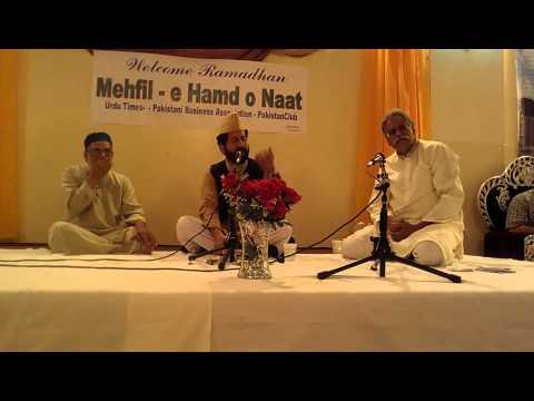 Kuch Nahi Mangta Shahon Say - Muhammad Asghar Chishti video