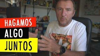 CORREDORES: HAGAMOS ALGO JUNTOS