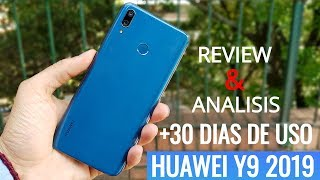 Review & Analisis HUAWEI Y9 2019 Tras 30 Dias de Uso