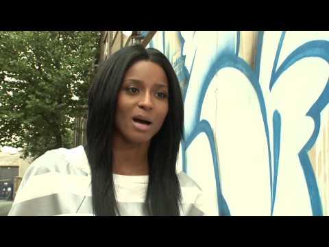 Ciara Adidas Interview 2010