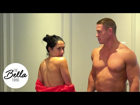 Nude 500K celebration! John Cena and Nikki Bella stay true to their promise! thumbnail