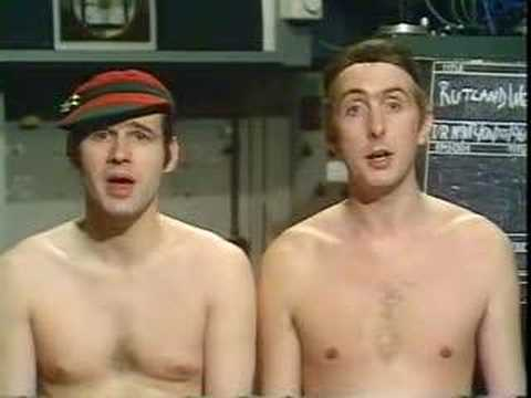 Neil Innes and Eric Idle - RWT closedown Video