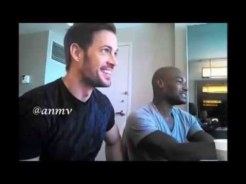 William Levy (@willylevy29) & Tyson Beckford A D D I C T E D interview 02.10.2014