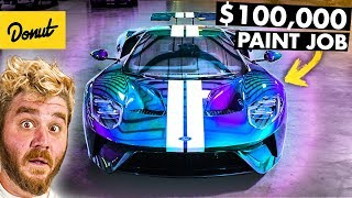 Why It's ILLEGAL to Paint a Ford GT This Color | Bumper 2 Bumper