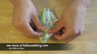 How To Fold An Origami Bird Base