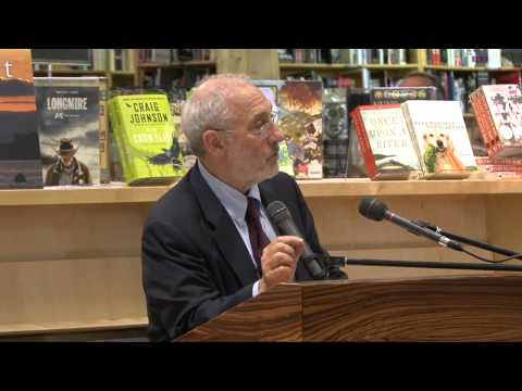 Joseph Stiglitz - The Price of Inequality, June 14, 2012.