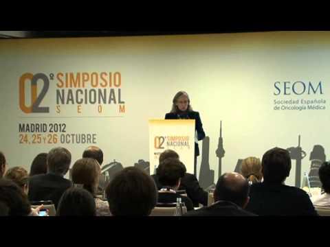 Inauguracion del Segundo Simposio Nacional SEOM
