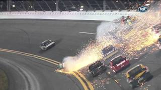 2012 Bud Shootout - Jeff Gordon Flip