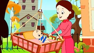Nursery Rhymes Songs Playlist for Children with Lyrics and Action - Rock a Bye Baby & More
