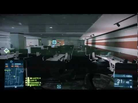 BF3 Operation 925: Conquest Domination