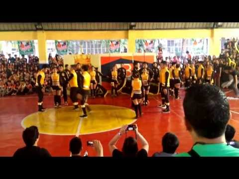ABE International Business College - Main Campus Cheer Dance2014