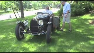 Bugatti Type 35B (Pur Sang amazing replica)