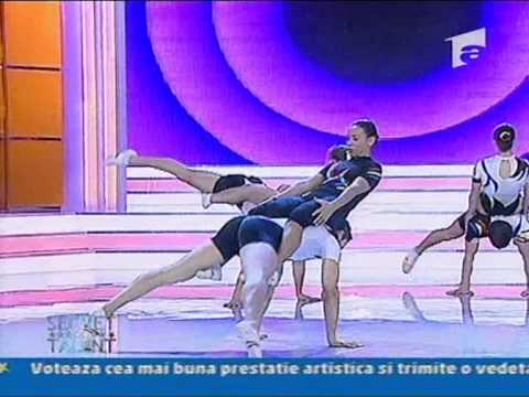 Lotul national de gimnastica aerobica demo2.mpg