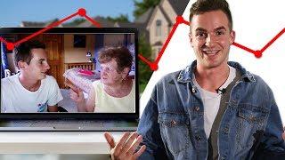 I Turned My Grandma Into A YouTube Celebrity