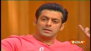 Salman Khan On Working in Movie DHOOM 4 In Aap Ki Adalat with Rajat Sharma