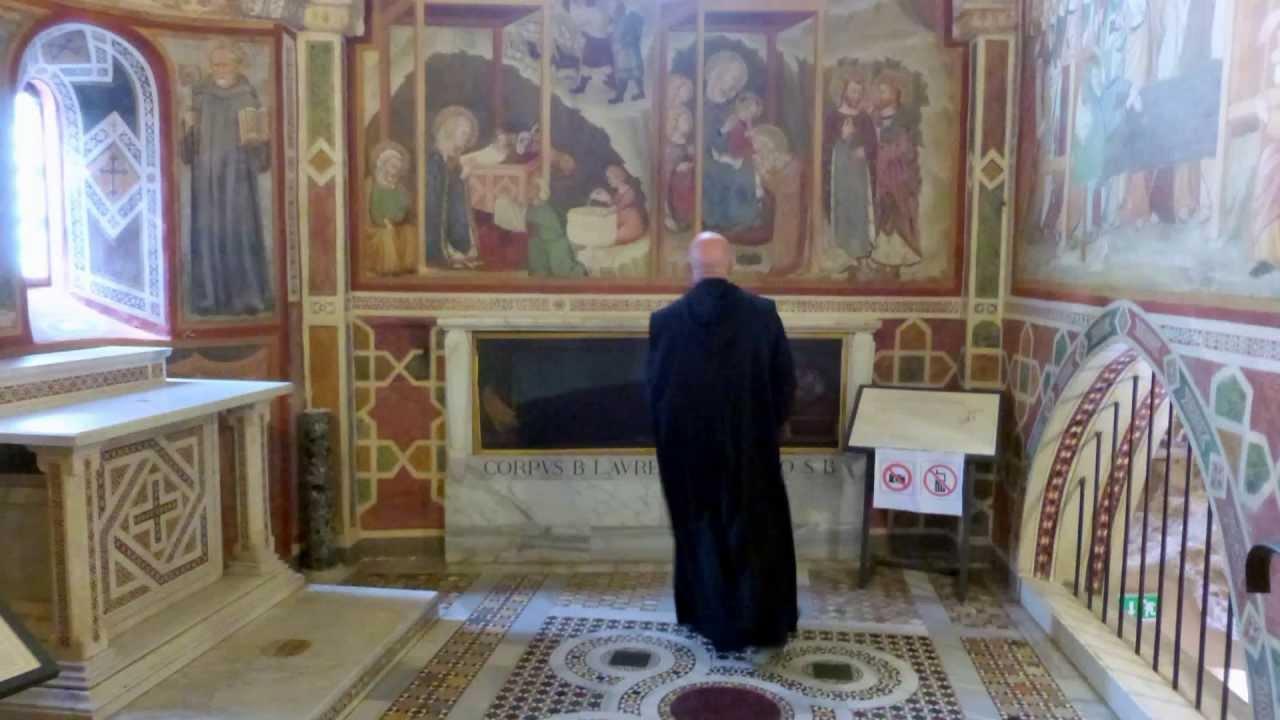 Subiaco monasteri di s scolastica e san benedetto full hd youtube - Vi metto a tavola san benedetto ...