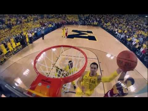 The Journey: BIG Ten Basketball 2014 - Jordan Morgan