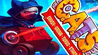 2X PROMO! 2X STICKERS! - C.A.T.S. Crash Arena Turbo Stars