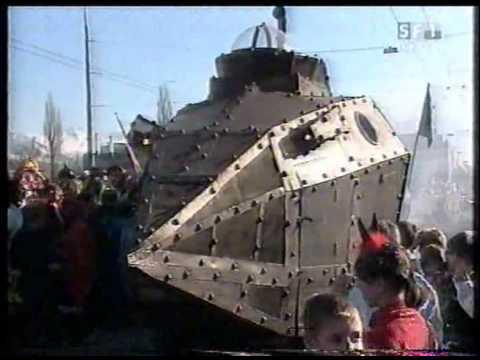 2000 - Chottlebotzer Lozärn am Wey-Umzug