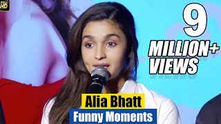 Alia Bhatt's Best FUNNY Reply | You Can't Stop Laughing After Watching