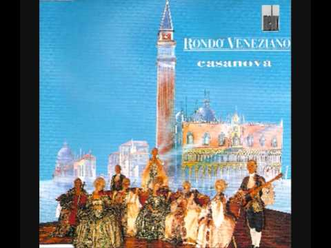"Rondò Veneziano, Album N° 2: ""CASANOVA"" By: ""MELUX RECORDS CO..."""
